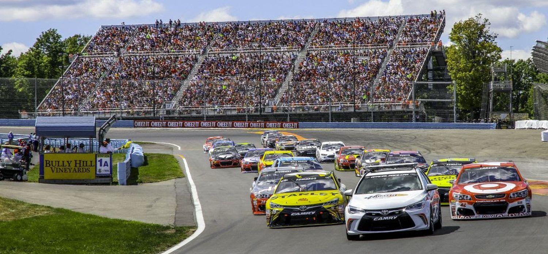 Race Weekend Schedule Announced For Nascar At Watkins Glen