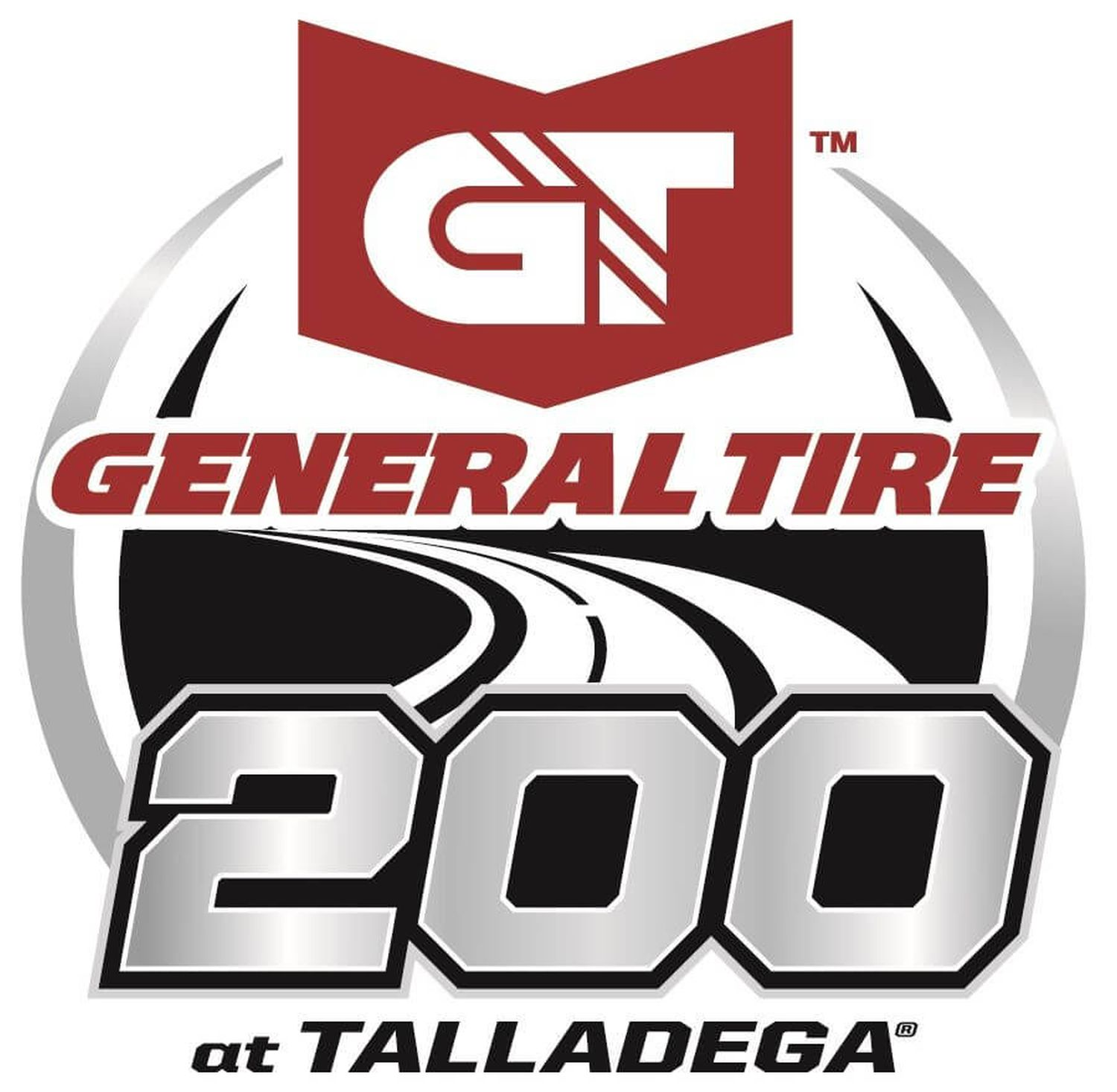 arca qualifying canceled at talladega general tire 200 field set by rh catchfence com general tire logo image