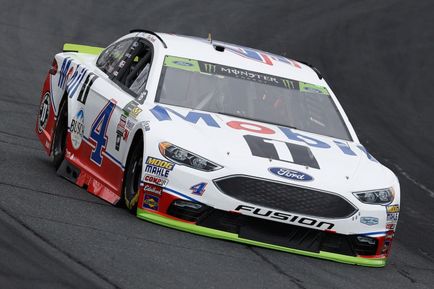 Mobil 1 And Stewart Haas Racing Gear Up For The 2018 Nascar Season