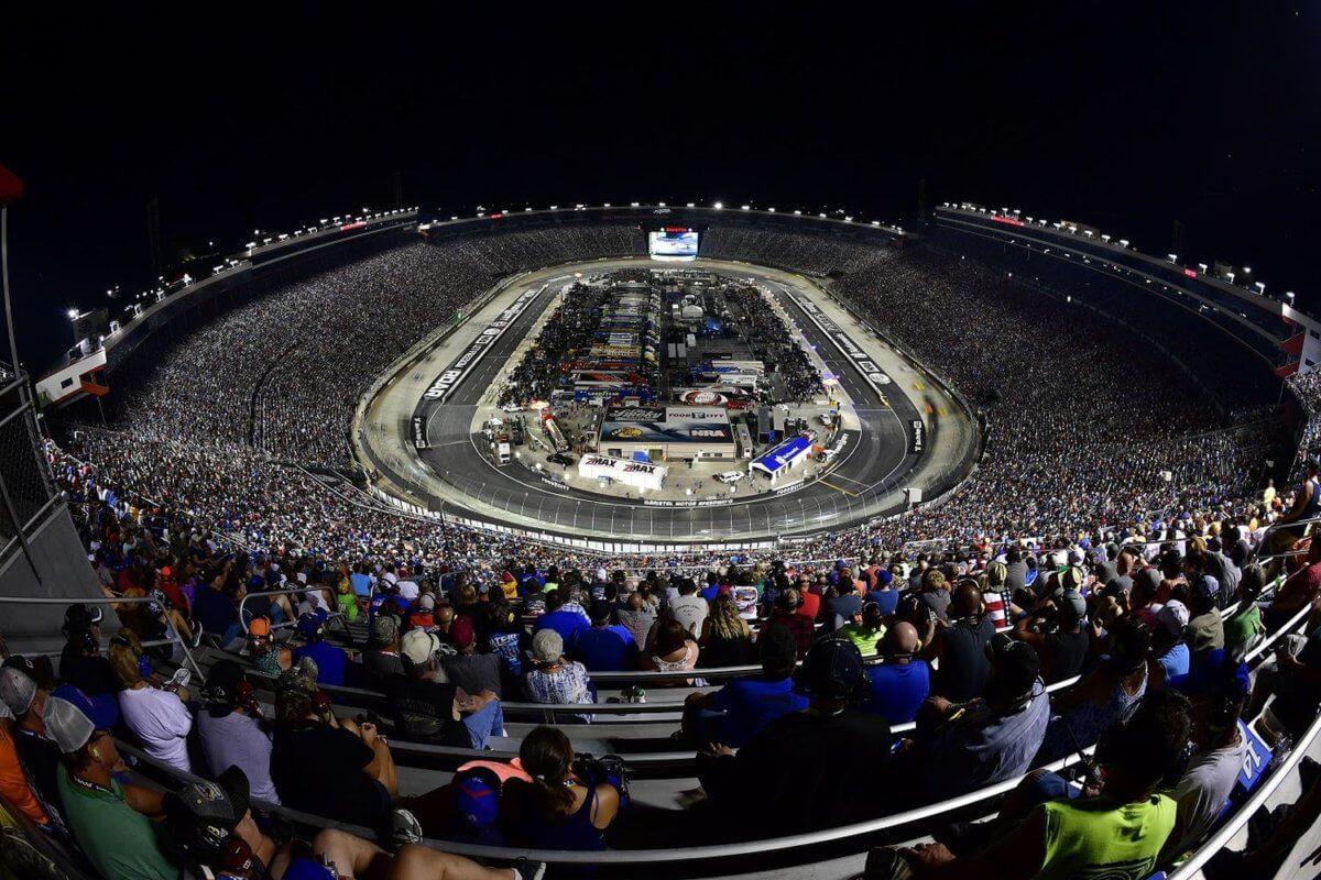 2018 Bristol Motor Speedway NASCAR tickets now on sale