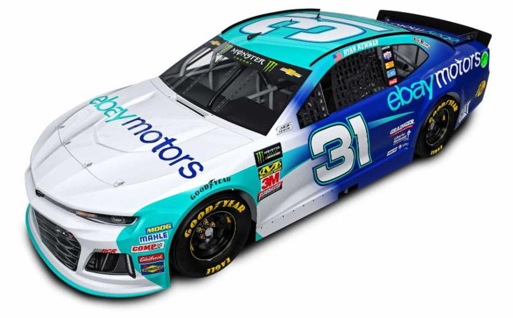 Richard Childress Racing and eBay Motors team up for 2018 | Catchfence