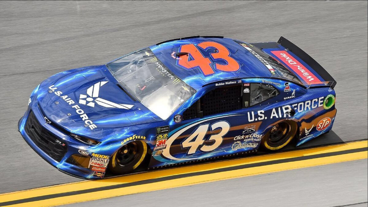 Richard Petty Motorsports >> Air Force Announces Continued Partnership With Richard Petty