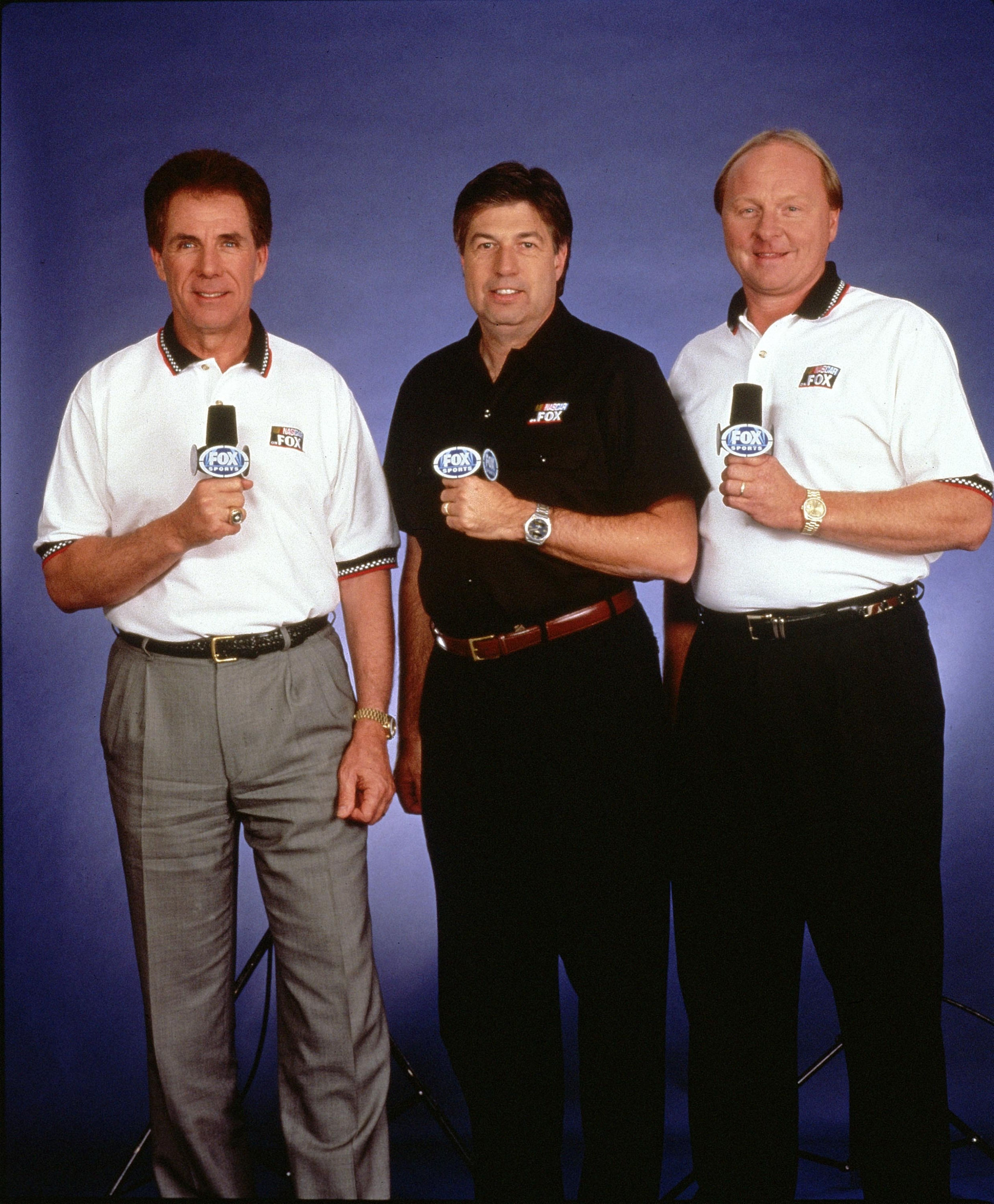 NASCAR Hall of Fame driver and FOX NASCAR analyst Darrell
