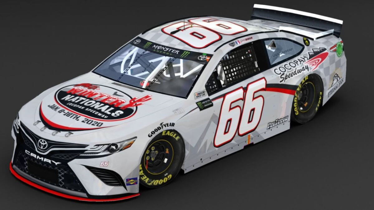 Cocopah Speedway teams up with Joey Gase and MBM Motorsports to get
